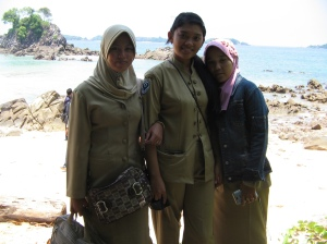 Pulau Jemur, Pasir Limau Kapas, Rokan Hilir, Riau, Indonesia